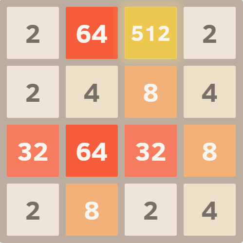 2048 Play Game